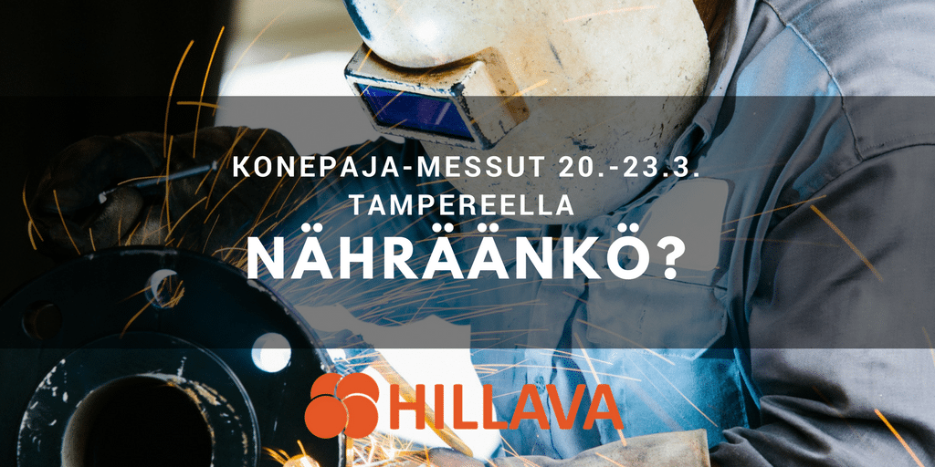 Konepaja-messut Tampereella